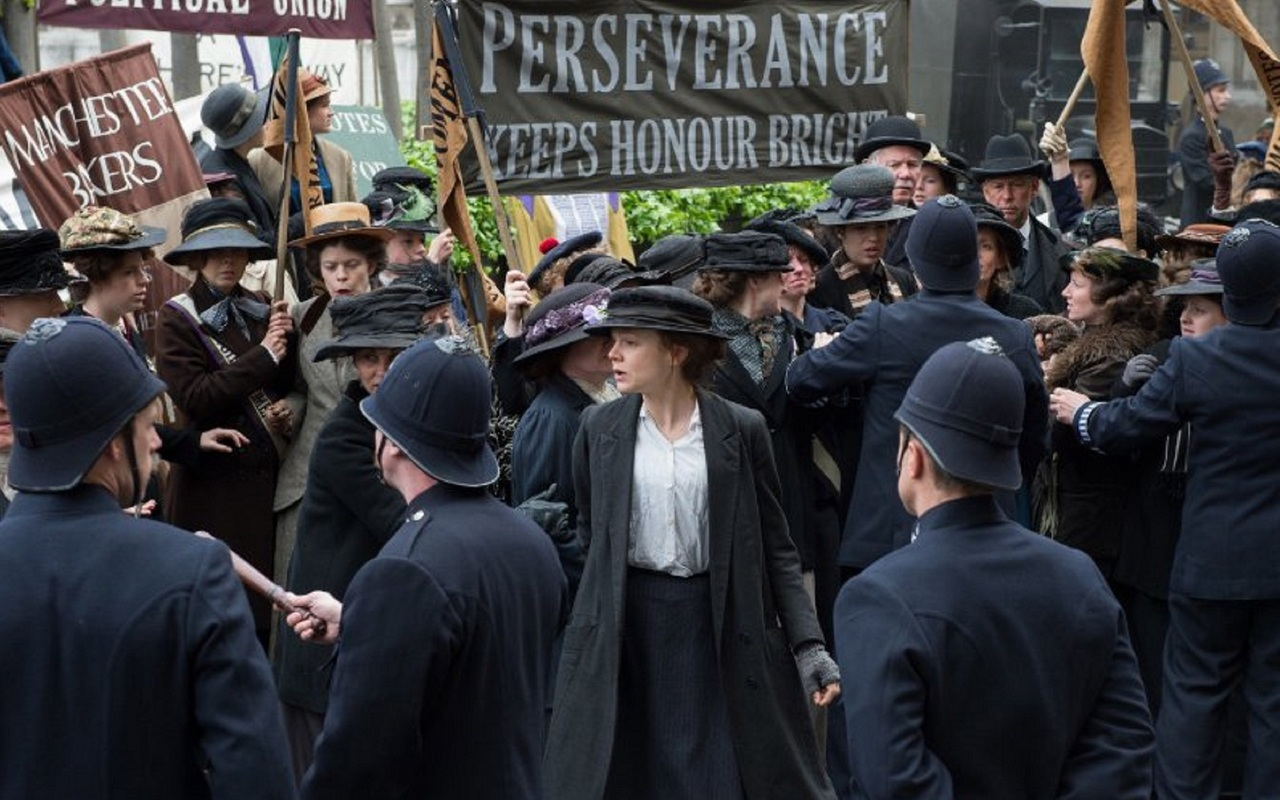 Learn about the darker side of women's ongoing fight for equality, as told by all women... SUFFRAGETTE (2015)