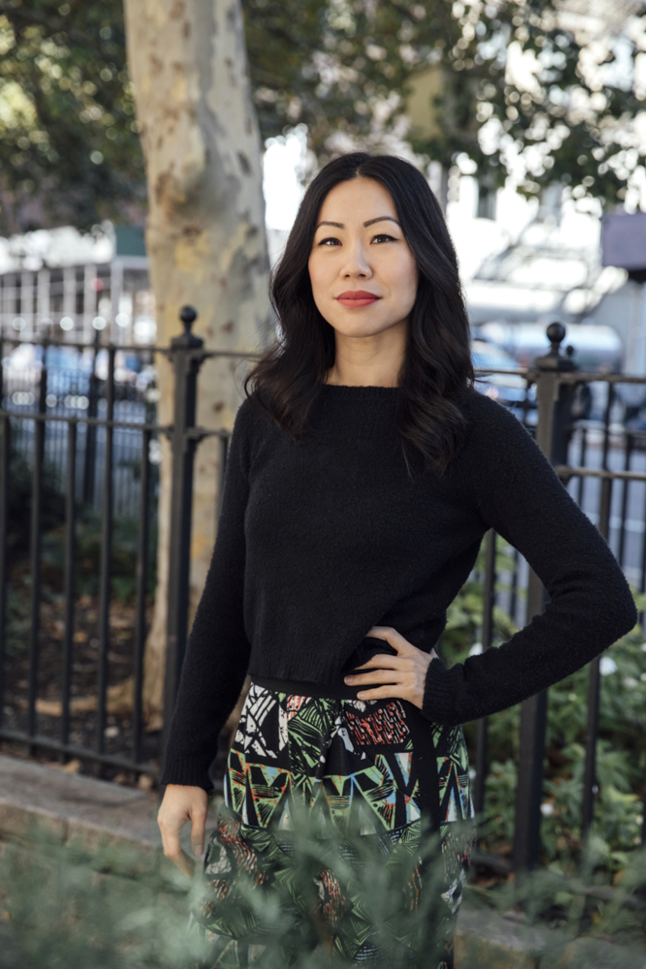 "Why is it important for you as a woman to make films? ""It's important for me as a woman of color, as an Asian-American woman, as a queer woman, to make films that connect on a heart and human basis by adding my interpretation to 'universal stories.'"" Vera Miao"