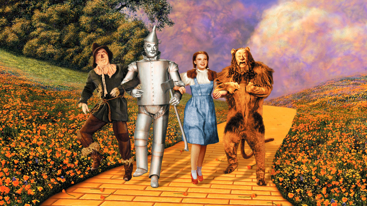 Bask in the glory of misunderstood failure... THE WIZARD OF OZ (1939)