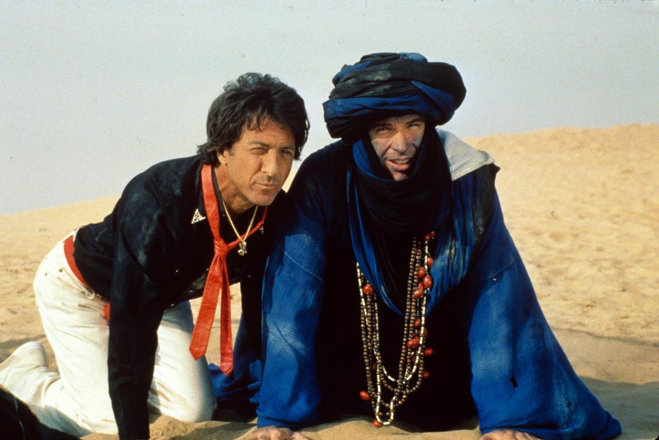 Bask in the glory of misunderstood failure... ISHTAR (1987)
