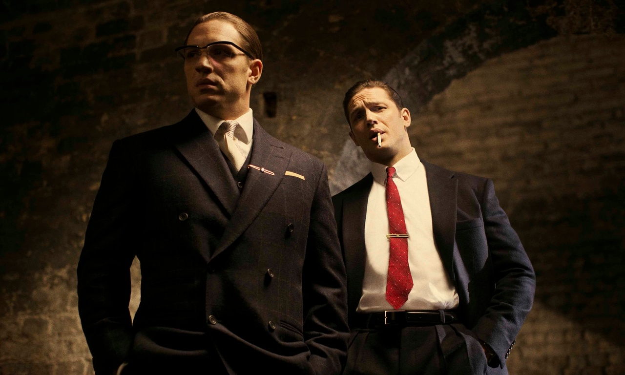Because one Tom Hardy performance just isn't enough... LEGEND (2015)