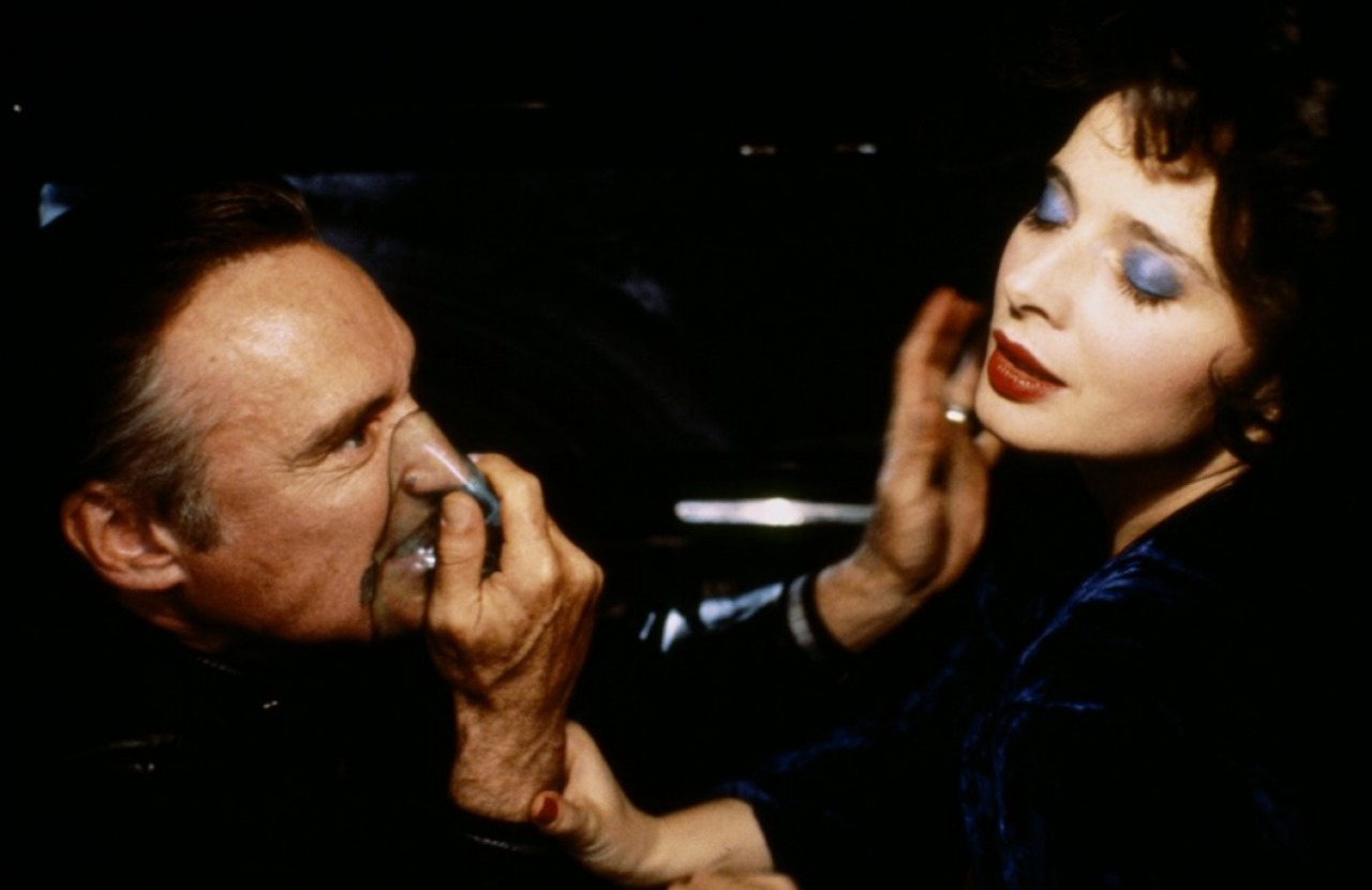 Celebrate two of cinema's most unique directorial voices with this can't-miss double feature program... BLUE VELVET (1986)