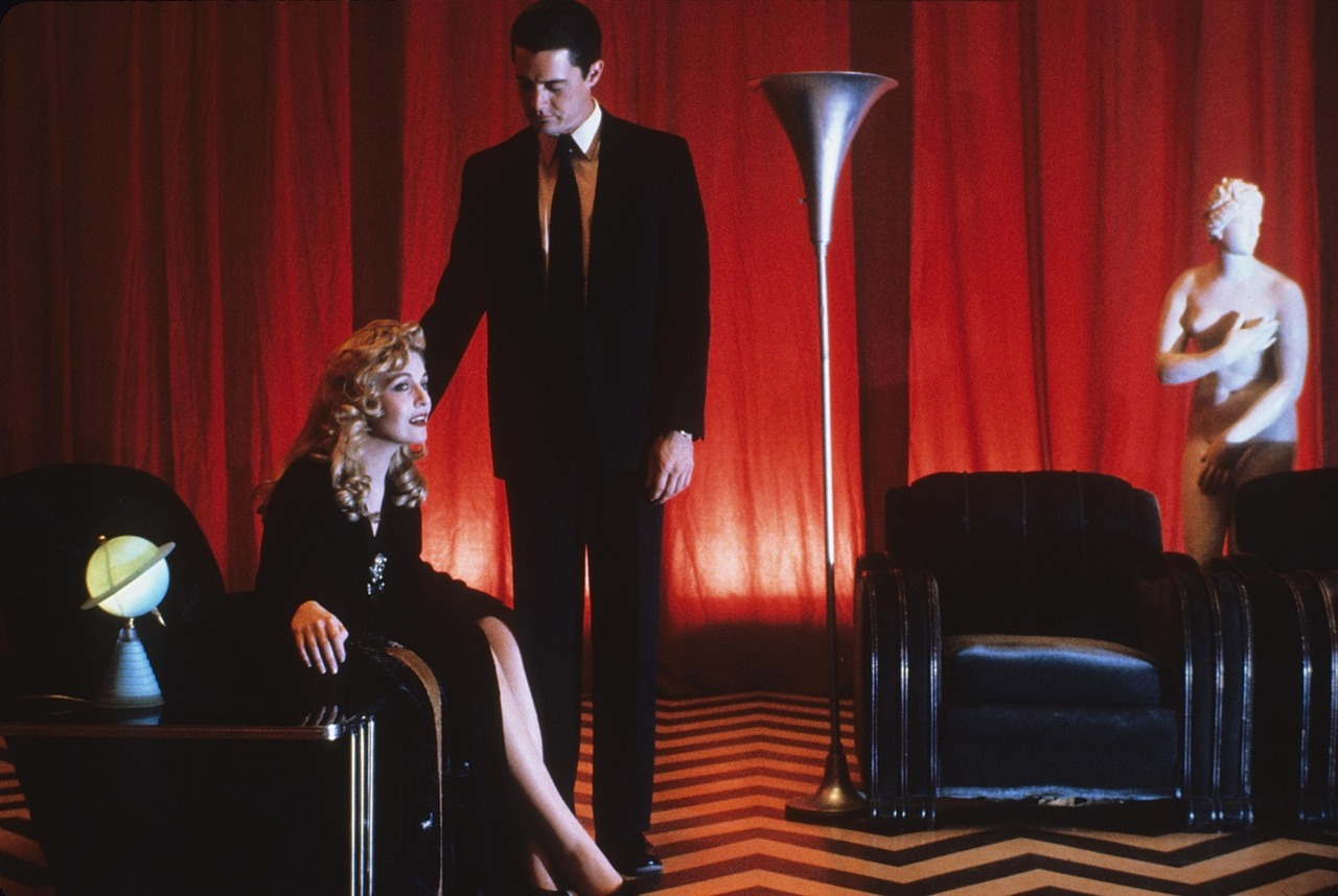 Celebrate two of cinema's most unique directorial voices with this can't-miss double feature program... TWIN PEAKS: FIRE WALK WITH ME (1992)