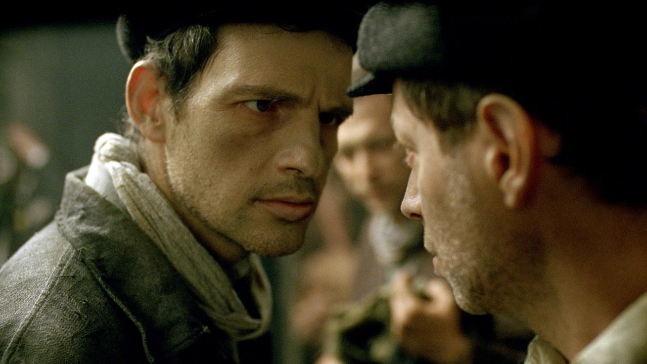One of 2015's most amazing movies is also one of the year's most emotionally grueling... SON OF SAUL (2015)