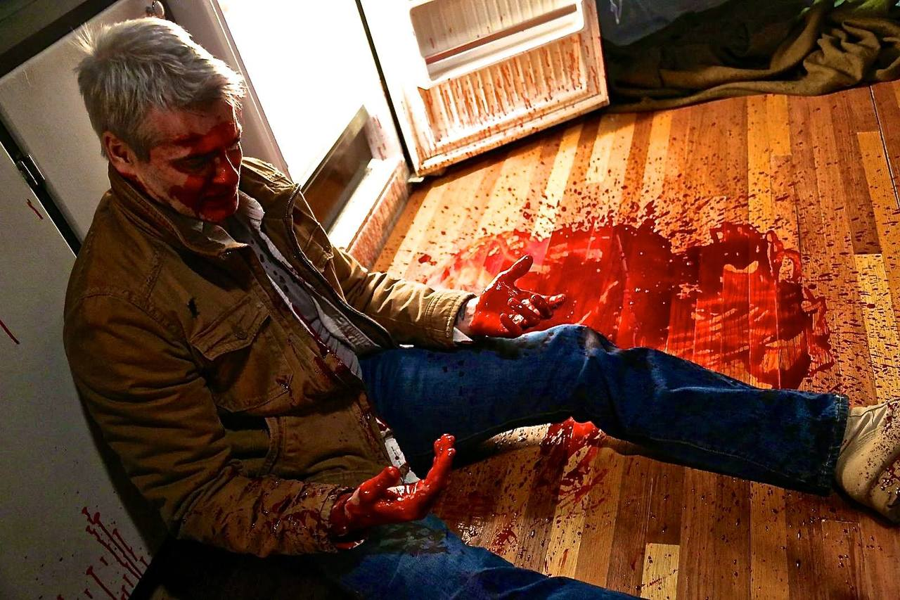 Because who knew that Henry Rollins would give one of genre cinema's funniest performances of the year?... HE NEVER DIED (2015)