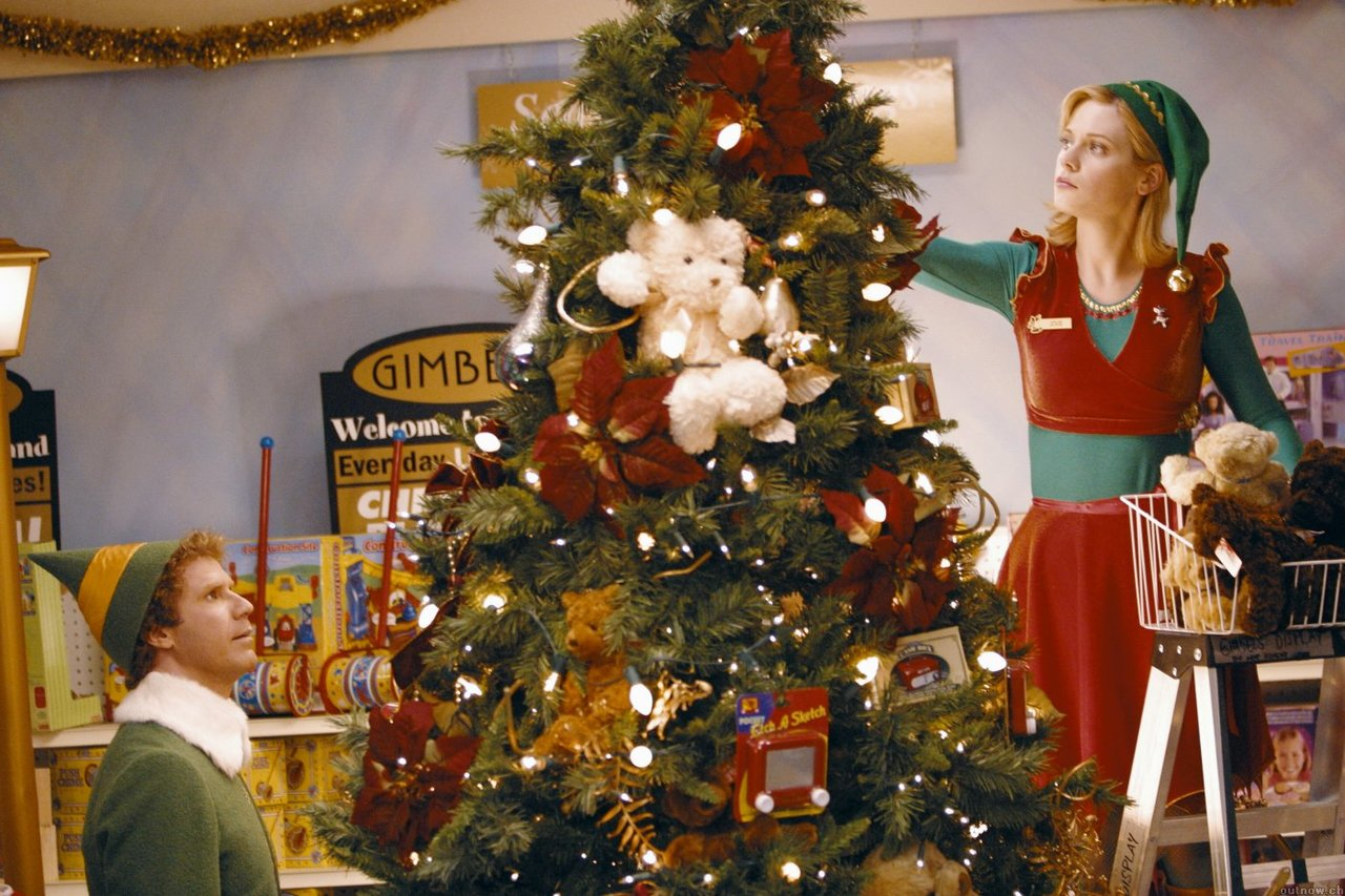 Cope with the holiday shopping blues by catching a matinee of the funniest Christmas movies ever... ELF (2003)