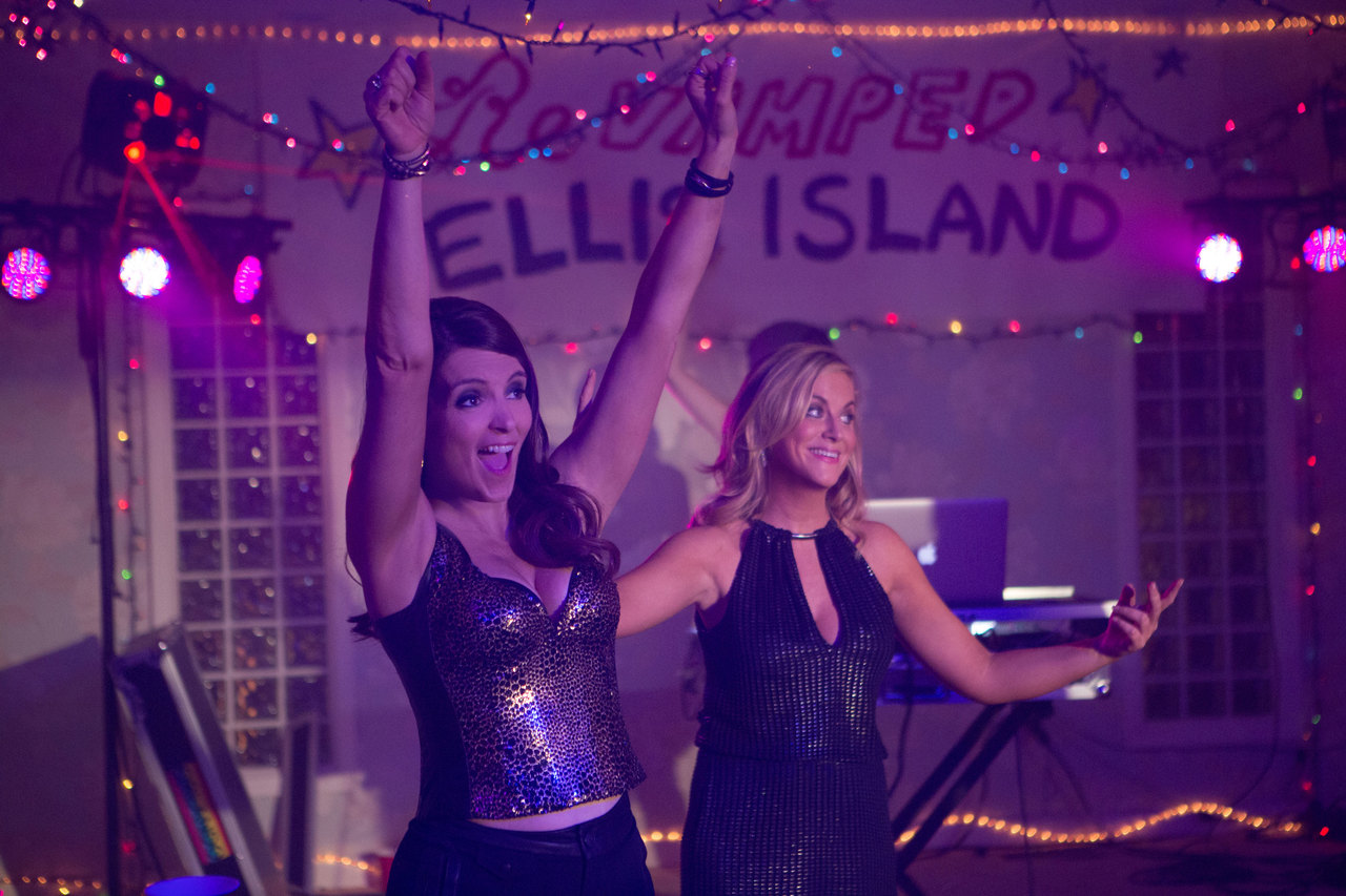 As if you need any convincing to watch Tina Fey and Amy Poehler be awesome for two hours straight... SISTERS (2015)