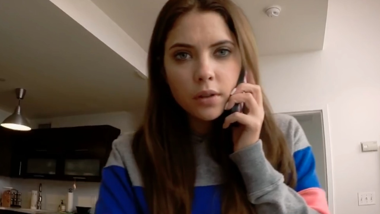You'll never look at your computer's webcam the same again... RATTER (2016)