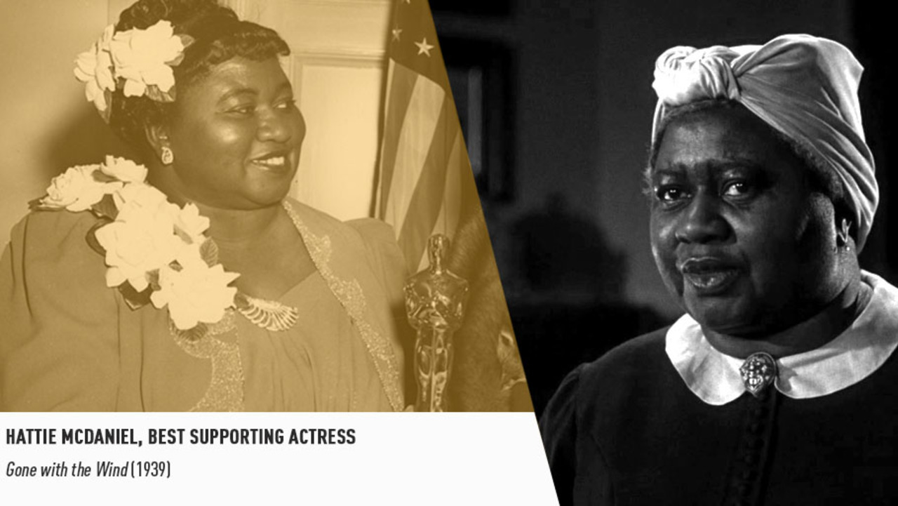 The heroic Hattie McDaniel transcended her role to become the first black artist to win an Oscar.