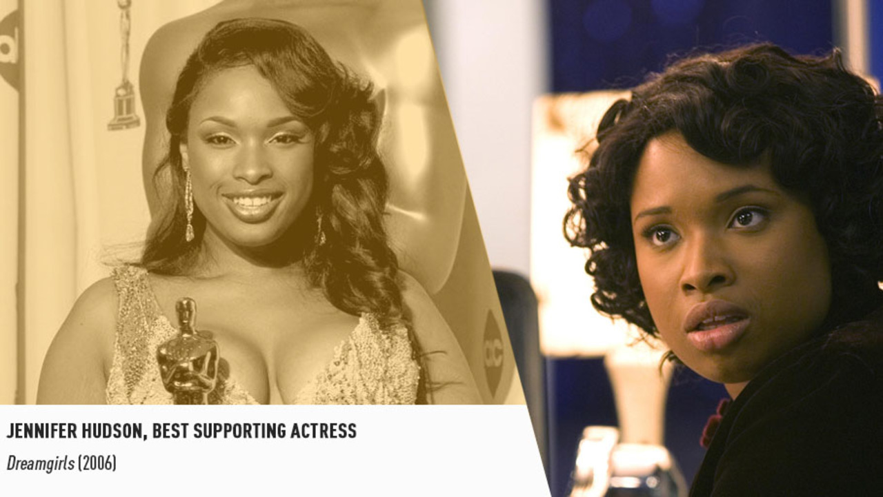 Jennifer Hudson earned her Oscar for bringing one of theater's greatest characters to the big screen.