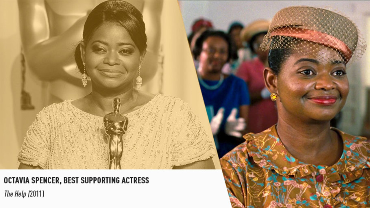 Octavia Spencer won a richly-deserved Oscar for some enlivening and invaluable supporting work.