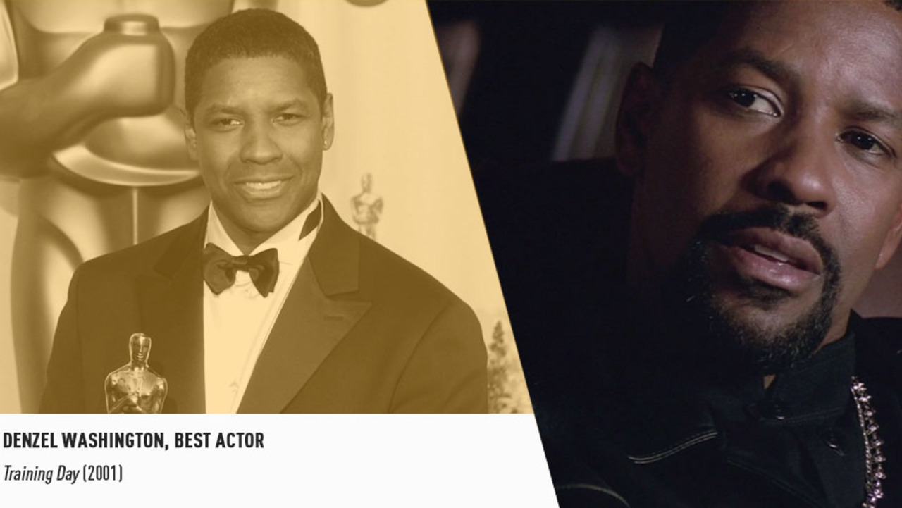 Denzel Washington gave us an indelible villain and got a richly-deserved 2nd Oscar for doing so.