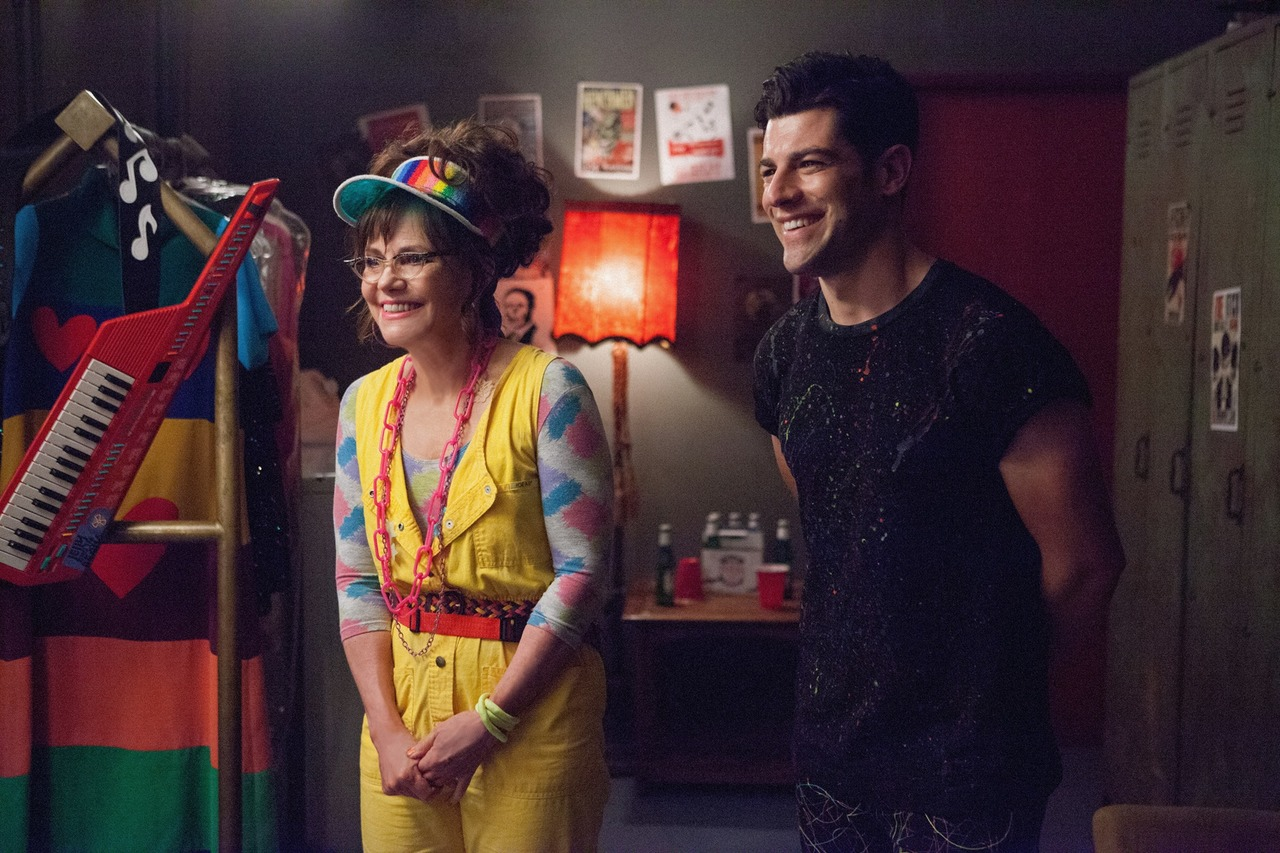 That time when Sally Field and MTV's CATFISH went hand in hand... HELLO, MY NAME IS DORIS (2016)