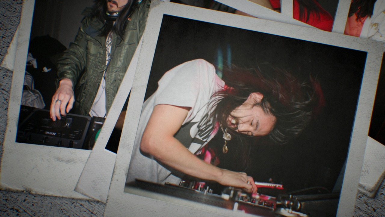 Photos of Steve Aoki, as seen in I'LL SLEEP WHEN I'M DEAD.