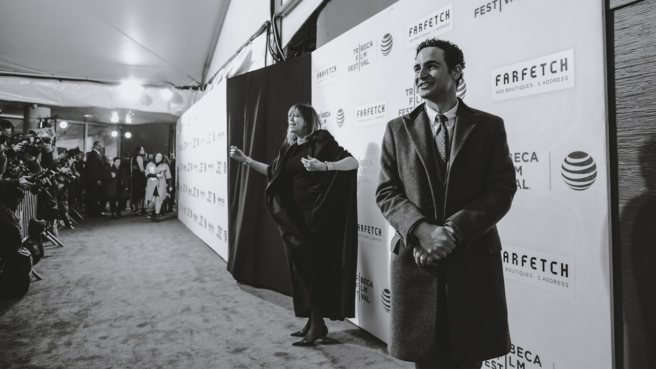 The First Monday in May Red Carpet