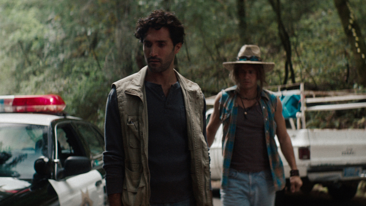 Dominic Rains in THE FIXER, Best Actor in a U.S. Narrative Feature Film.