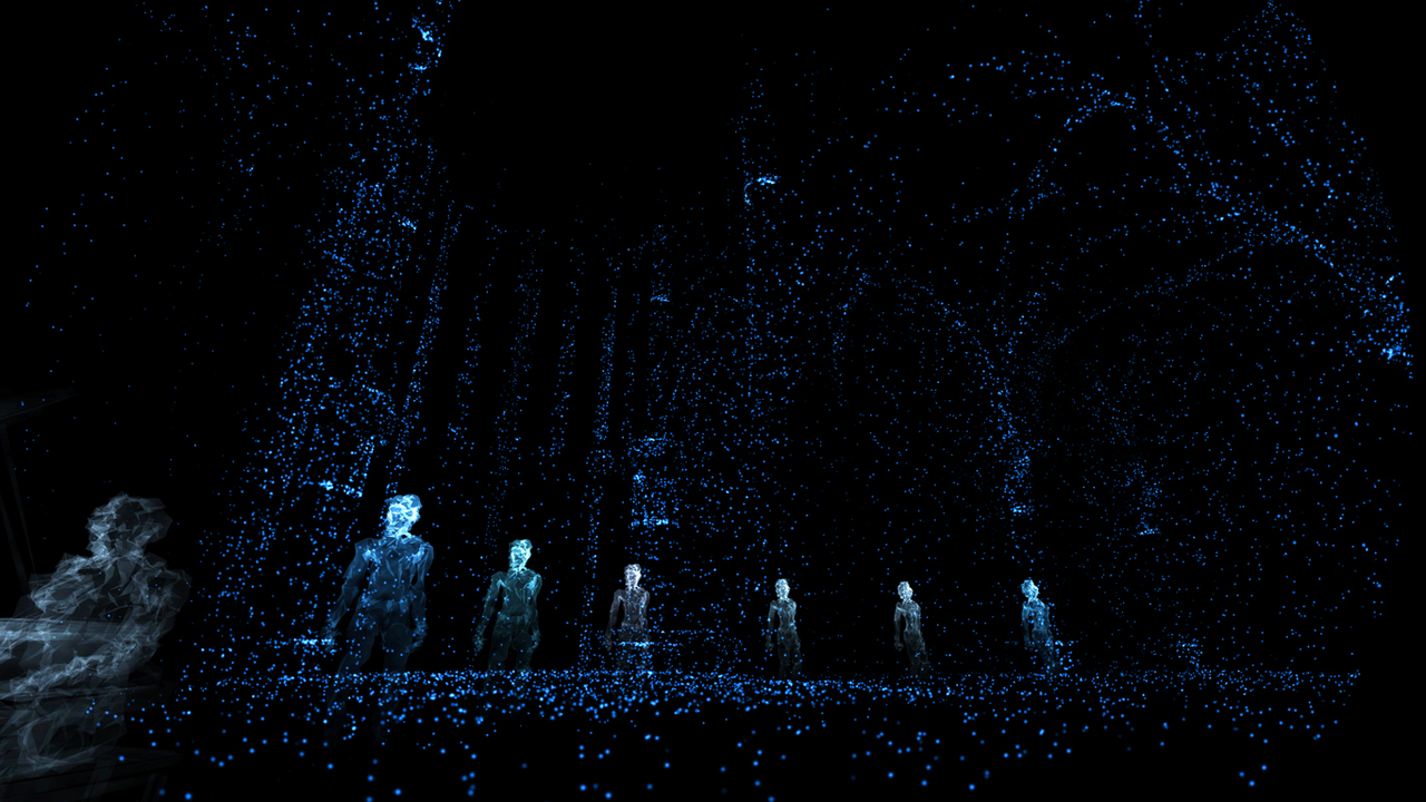 NOTES ON BLINDNESS: INTO DARKNESS, Storyscapes Award.