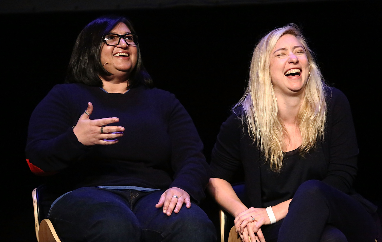 Daring Women Summit -Nahnatchka Khan ('Fresh off the Boat' Showrunner) and Liz Meriwether (New Girl's Executive Producer)