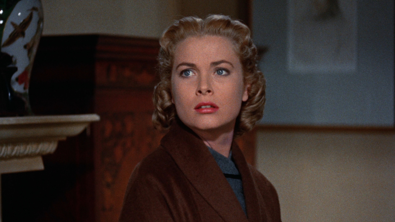 Grace Kelly, <i>Dial M for Murder</i> (1954), <i>Rear Window</i> (1954, pictured), and <i>To Catch a Thief</i> (1955): Kelly is remembered today as Hitchcock's most seductively stylish muse, but she deserves more credit for being one of his most slyly intelligent performers and a saving grace to some of Hitchock's less substantial stories. Hitchcock remains the only director to ever draw upon Kelly's lightly aloof comic touch and the actress' small but stunning gallery of frisky and fickle women is a nifty hat trick that stands as the peak of this icon's abbreviated career. Her characters in these films—an adulterous wife pitifully unaware of her husband's capacity for treachery, a fashion editor routinely underestimated by the man she loves, a socialite with a visible chip on her shoulder—are neither as dutiful nor as decorous as they initially appear, but they are all lit from within by a lambent light that belonged to Kelly and Kelly alone.