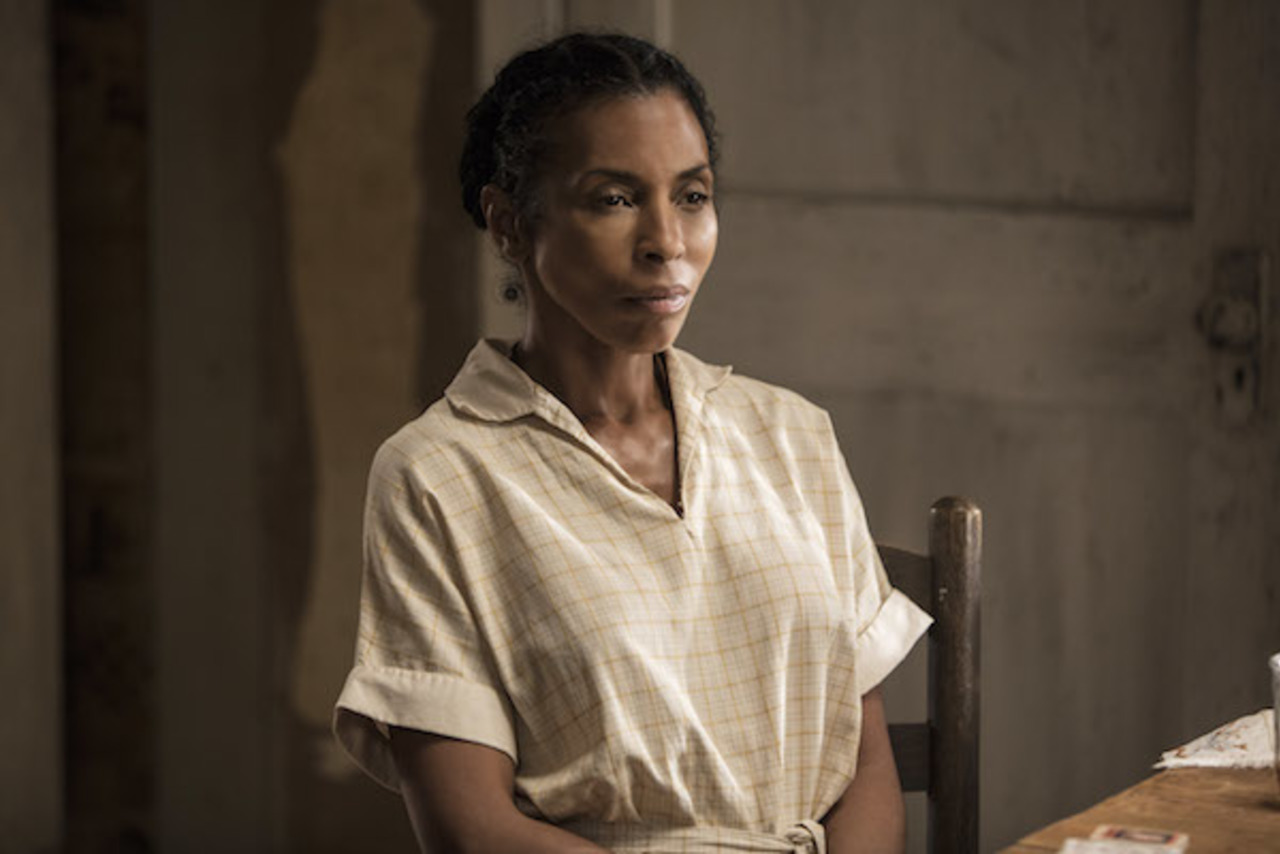 Rees has assembled an enviable squad of talented black performers, including Khandi Alexander (Scandal's Mama Pope), employing her redoubtable talent for piano-wire tension as Smith's bitter older sister.