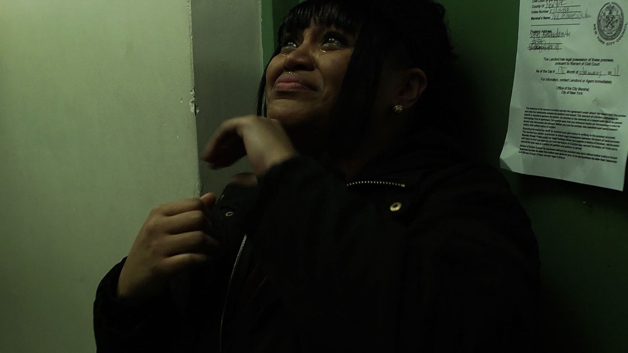 Gabrielle Garcia in a scene from KNOW HOW.