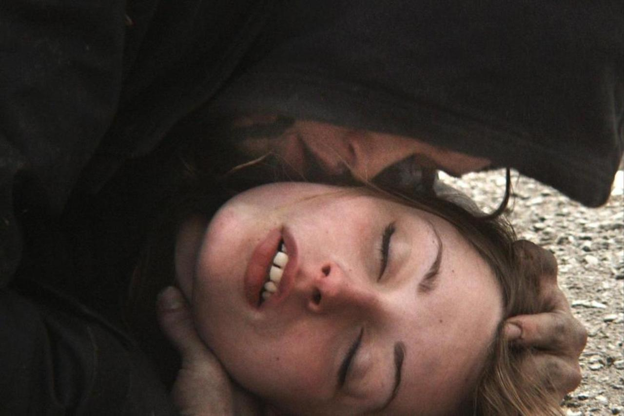 """If you've ever walked by homeless people on the street and wondered, """"What's their story?""""…  HEAVEN KNOWS WHAT (2015)"""