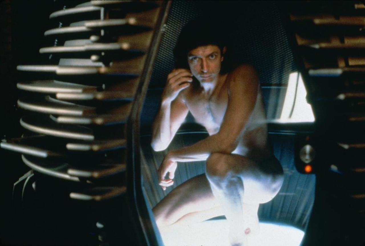 If you're the kind of eccentric who enjoys romance and bugs in equal measure… THE FLY (1986)