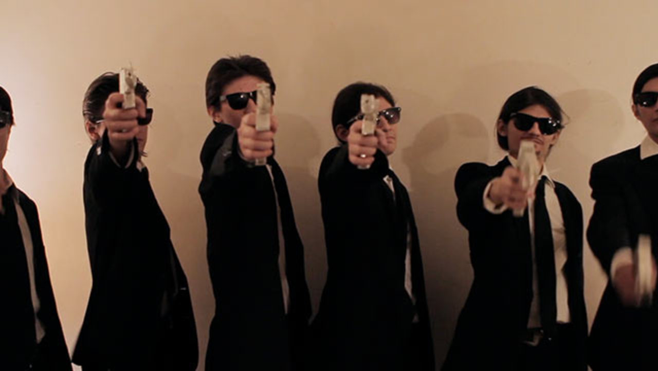 If you think your home life is a trip, wait until you meet... THE WOLFPACK (2015)