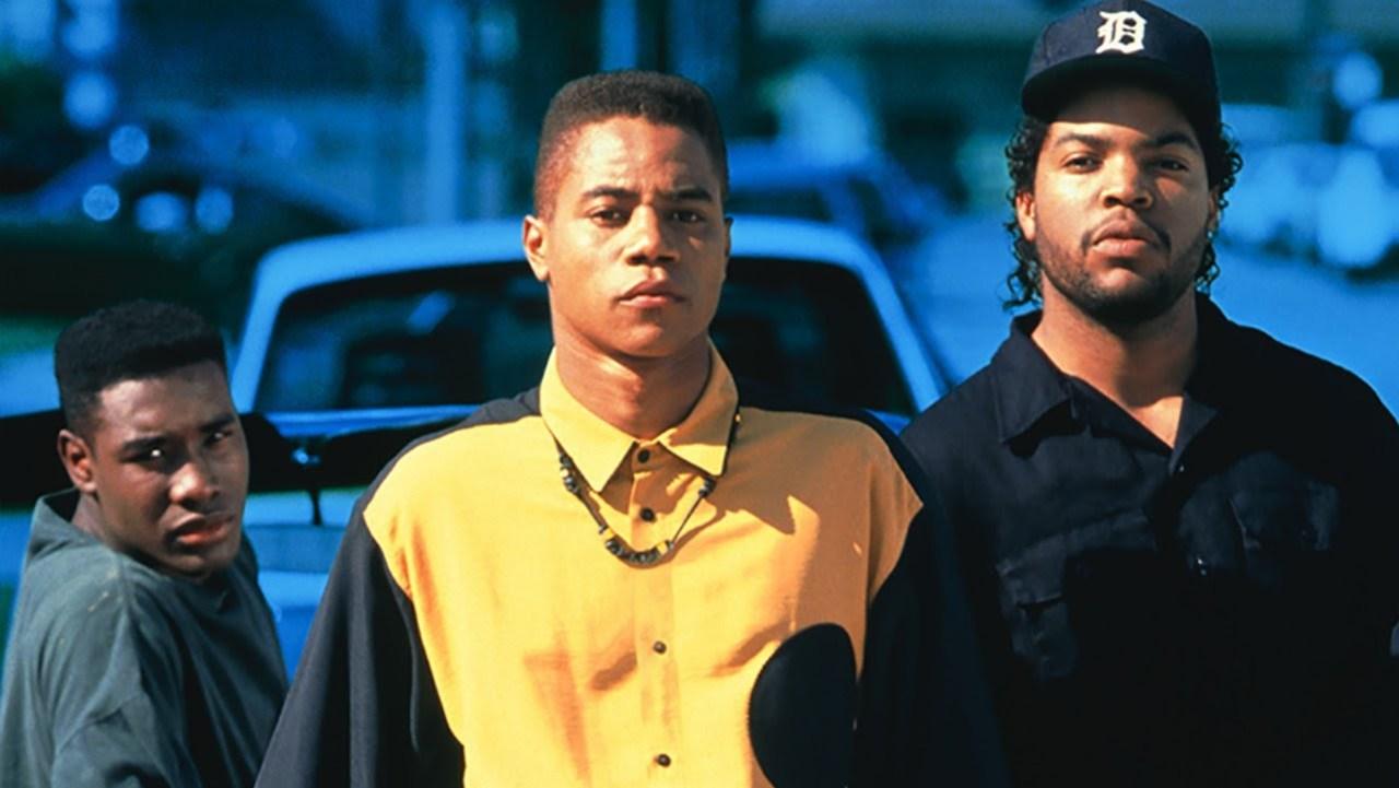 Revisit the best hood movie of all time alongside the filmmaker himself... BOYZ N THE HOOD (1991)