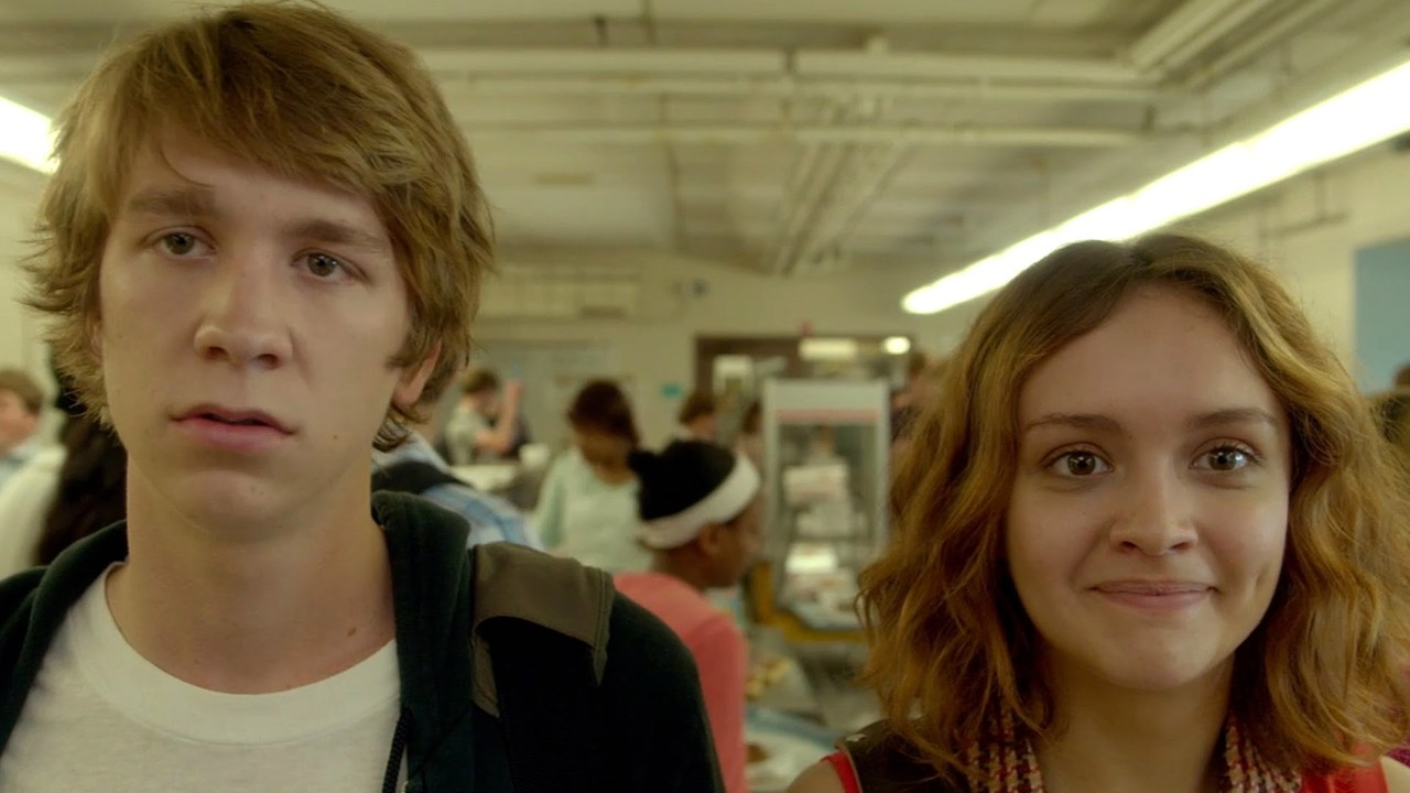 If the THE FAULT IN OUR STARS didn't traumatize you, make time for this equally memorable teen dramedy… ME AND EARL AND THE DYING GIRL (2015)