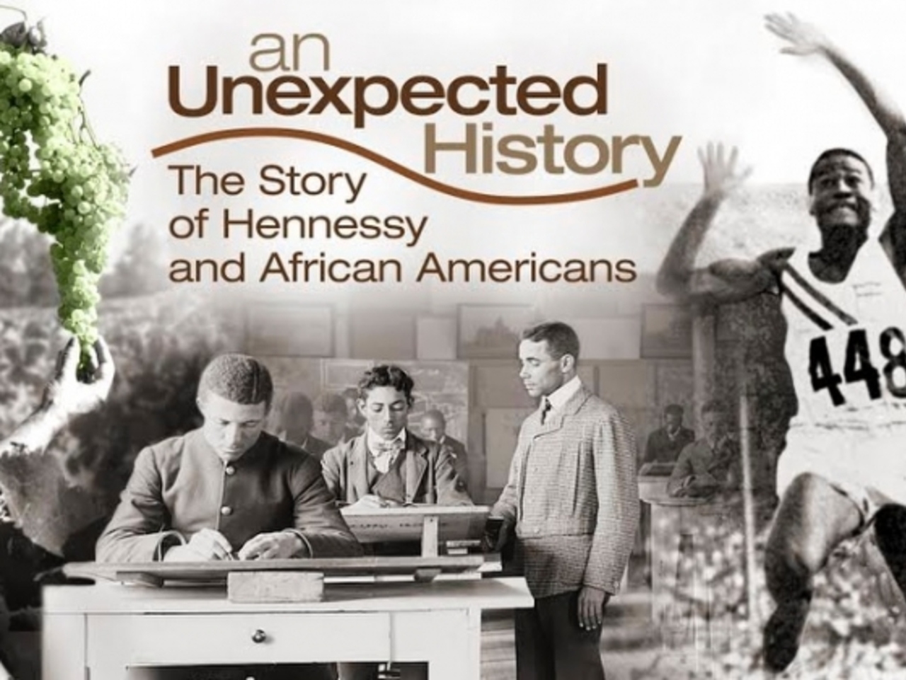 AN UNEXPECTED HISTORY: THE STORY OF HENNESSY AND AFRICAN AMERICANS: Friday, June 12, 6:15 p.m., AMC Empire 25