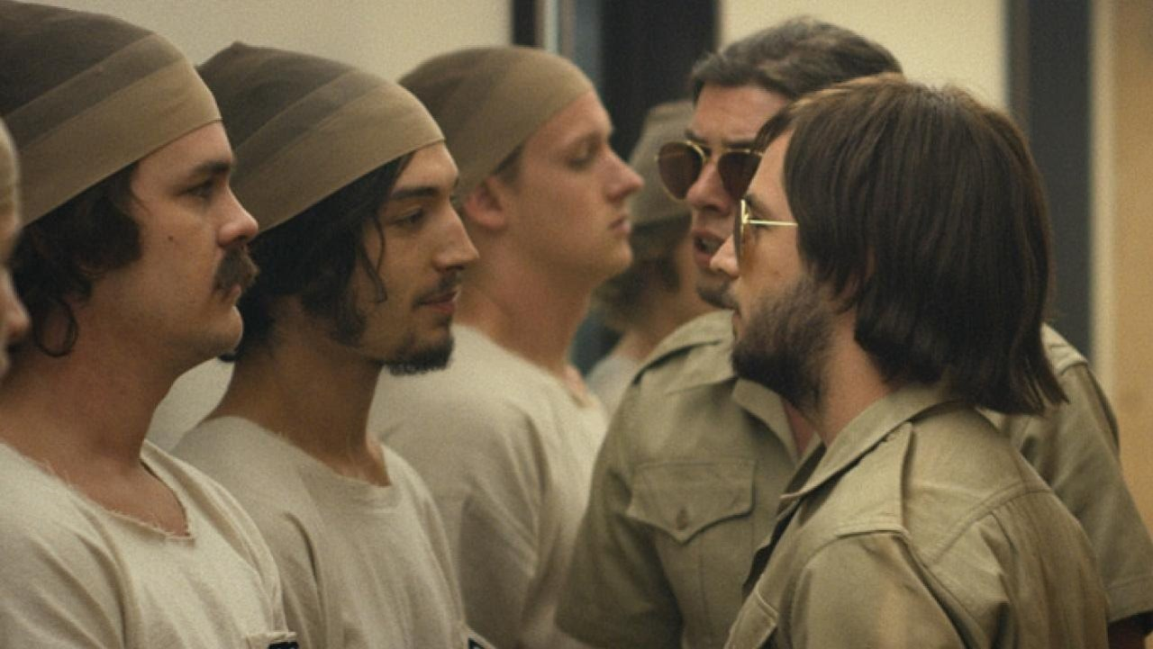 That box of Milk Duds and the super-sized cola won't be the only things raising your heart rate... THE STANFORD PRISON EXPERIMENT (2015)