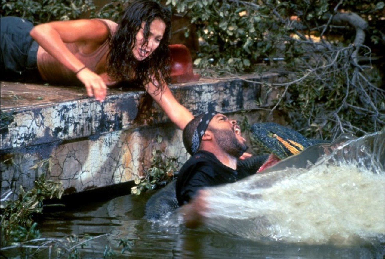 If SHARKNADO 3 is somehow your most anticipated July movie, you'll be in heaven with... ANACONDA (1997)
