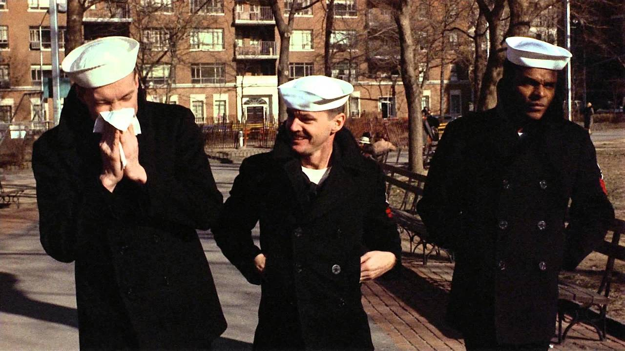 THE LAST DETAIL (1973), Walter Reade Theater, Friday, 4:30 p.m.