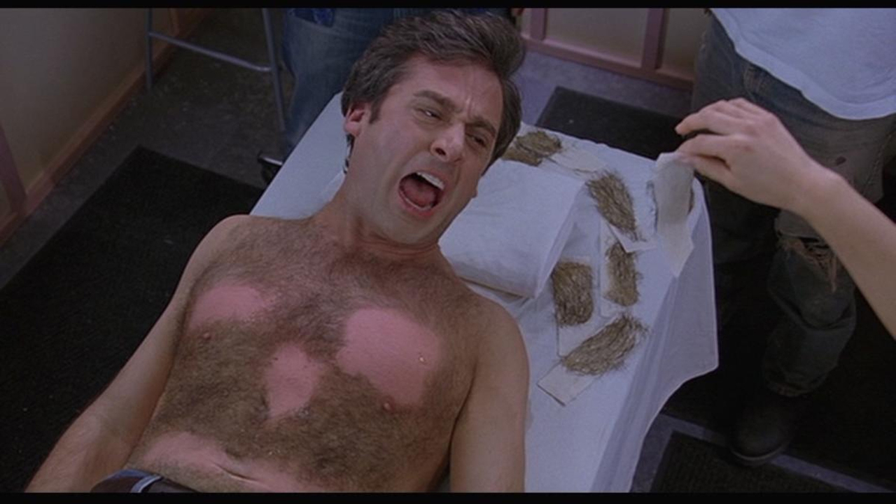 THE 40 YEAR OLD VIRGIN (2005), Walter Reade Theater, Friday, 7:00 p.m.