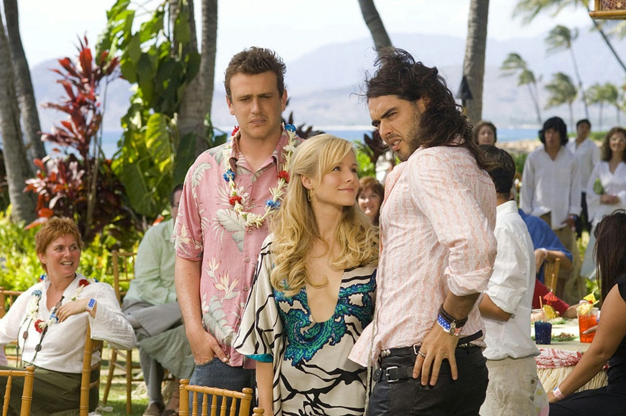 FORGETTING SARAH MARSHALL (2008), Walter Reade Theater, Sunday, 1:15 p.m.