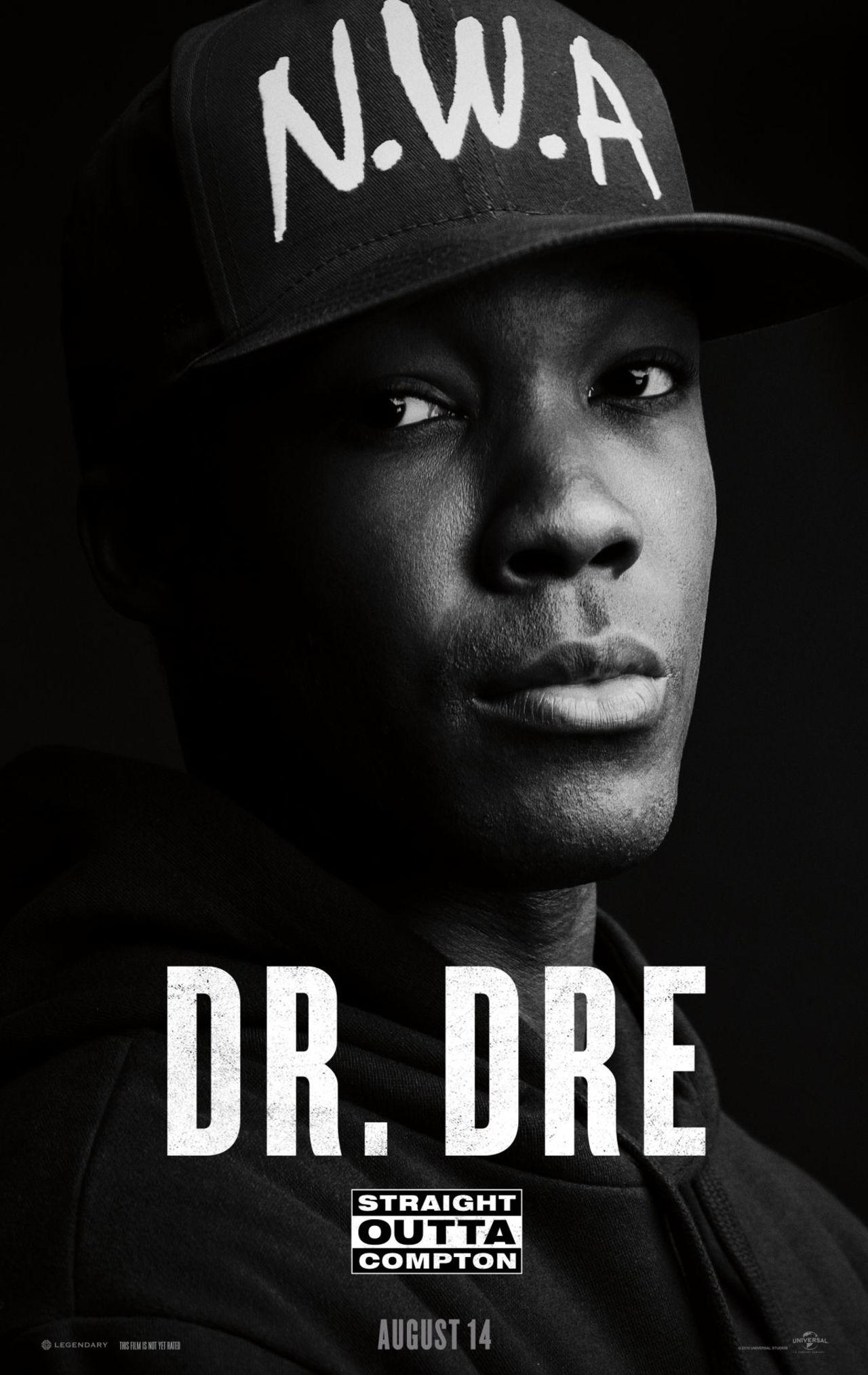 Corey Hawkins as Dr. Dre