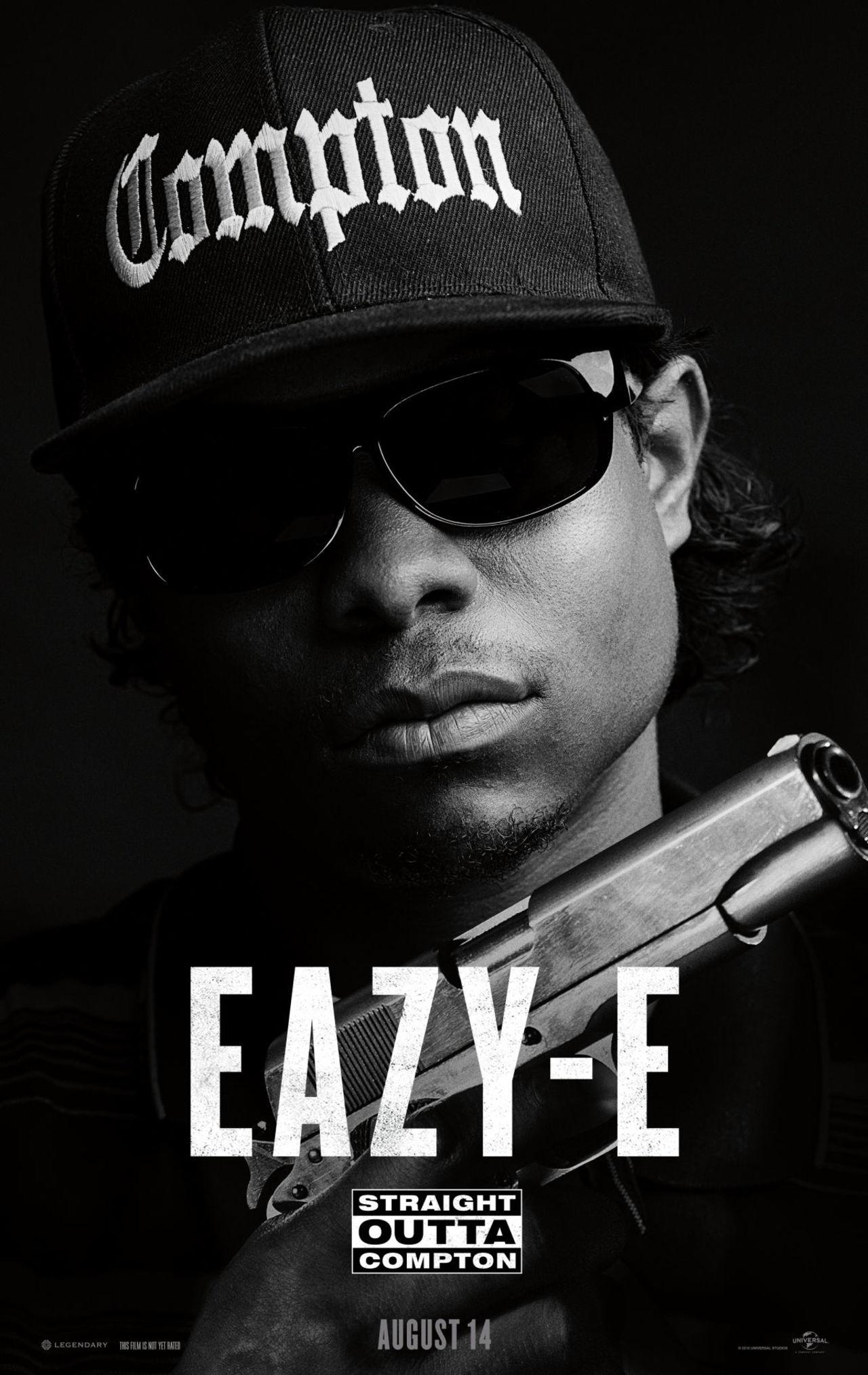 Jason Mitchell as Eazy-E