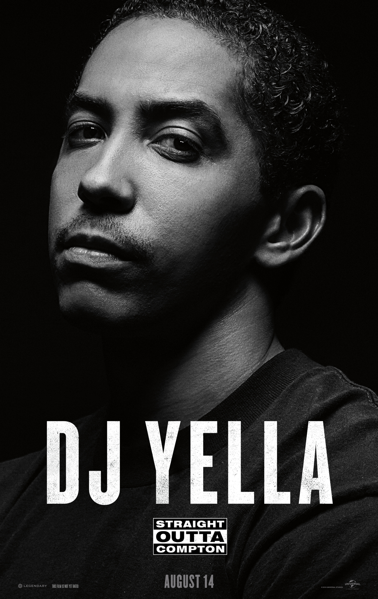Neil Brown, Jr. as DJ Yella