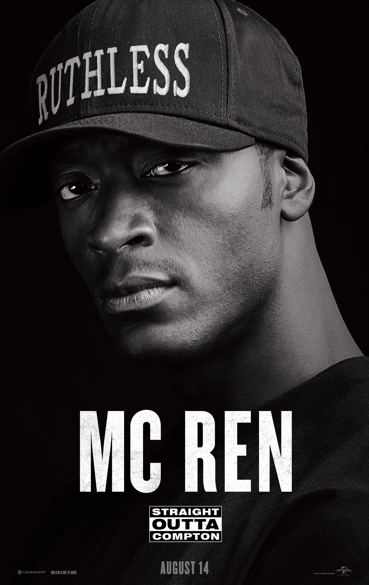 Aldis Hodge as MC Ren
