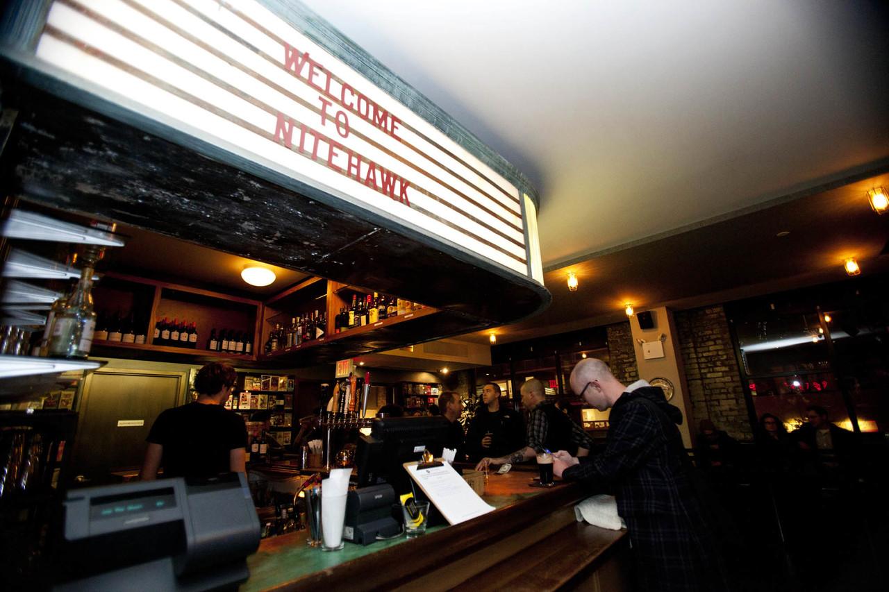 Nitehawk Cinemas, Williamsburg's premier theater for Brooklyn-bound cinephiles.